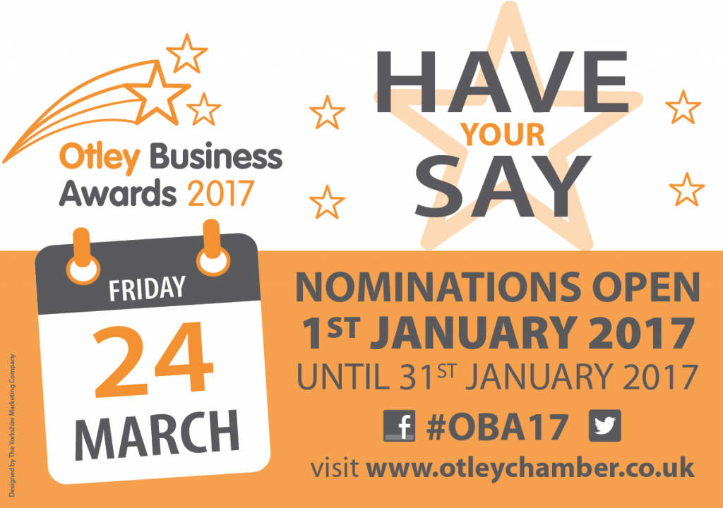 Otley Business Awards 2017