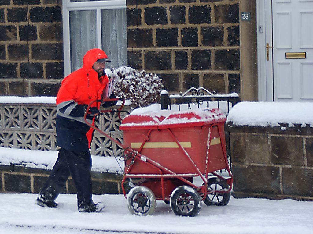 Snow Otley, Otley Bid, Gritting