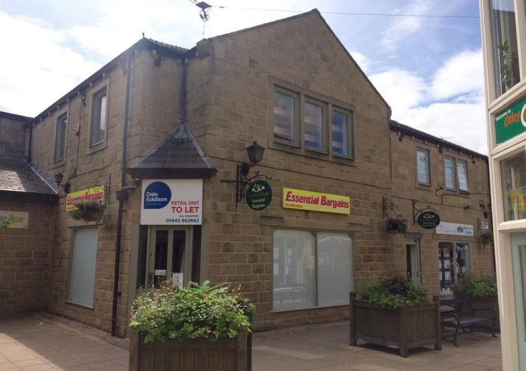 Otley Business Premises To Let
