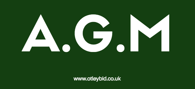 Otley BID AGM