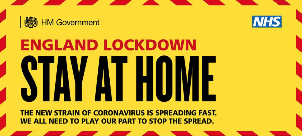 Covid-19 January Lockdown 3