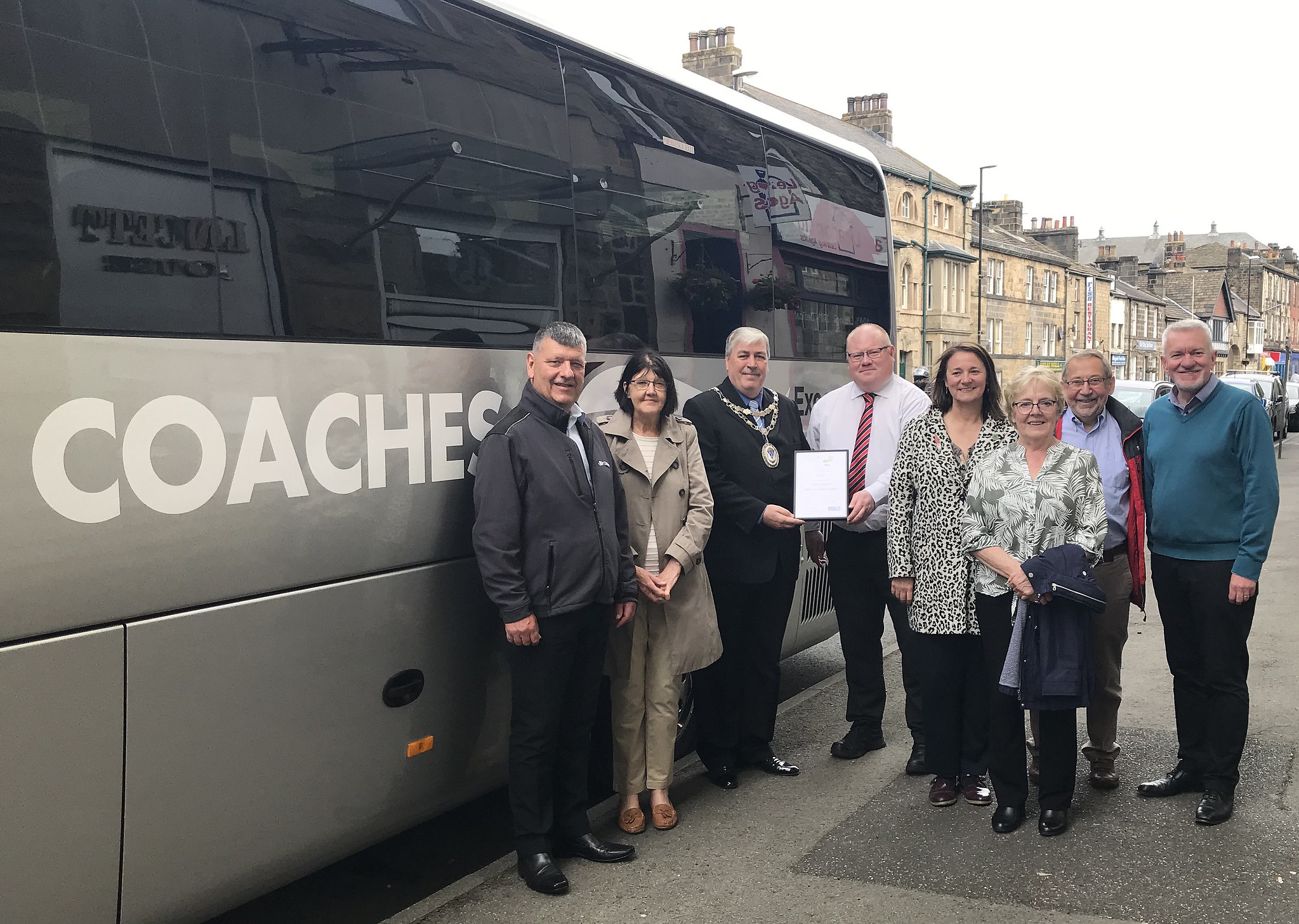 Coach Tours to Otley