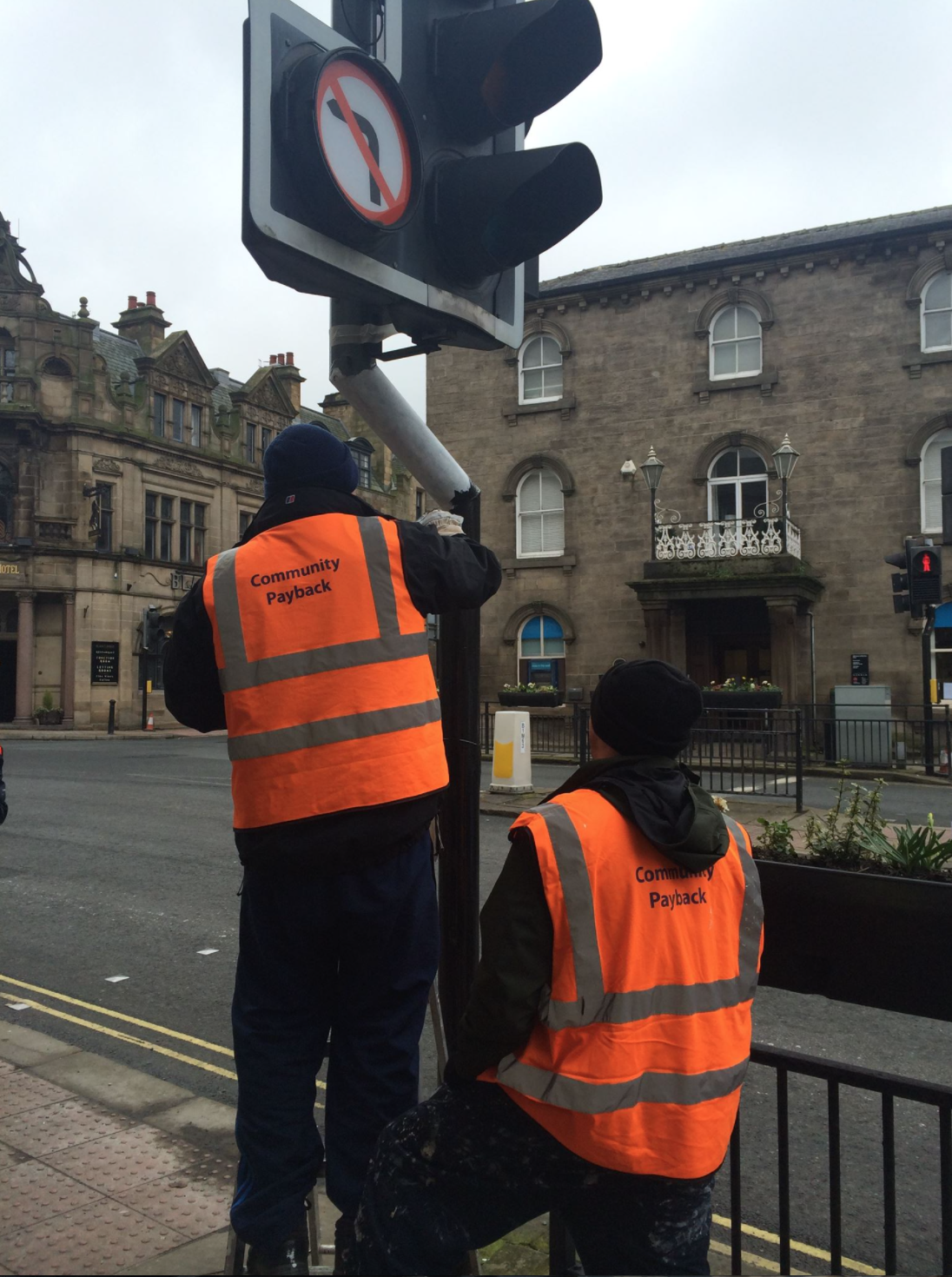 Street Furniture Maintenance