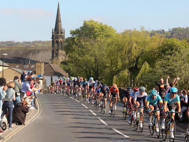 Tour De Yorkshire - Otley BID