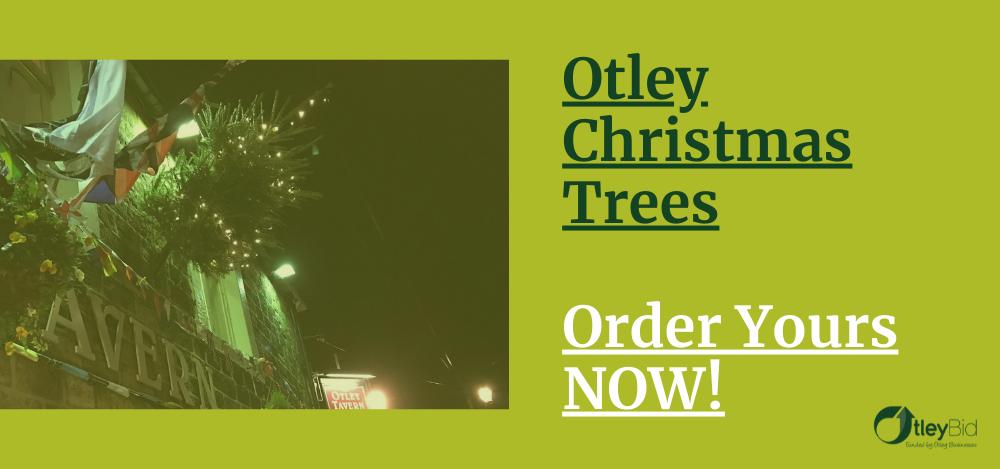 Otley Christmas Trees